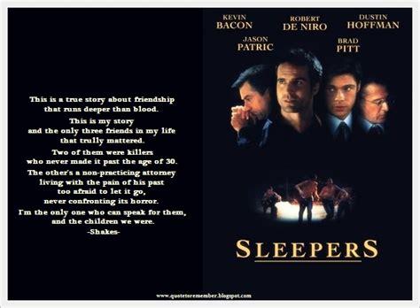 Sleepers Quotes sleepers quotes quotesgram