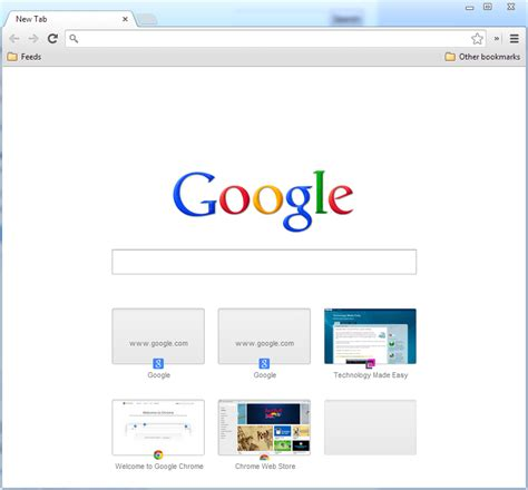 chrome tab revert to google chrome s older quot new tab quot page in 3 steps
