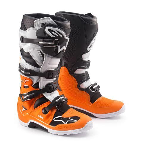 Ktm Boots Alpinestar Ktm Tech 7 Exc Mx Boots Drysdale Motorcycles