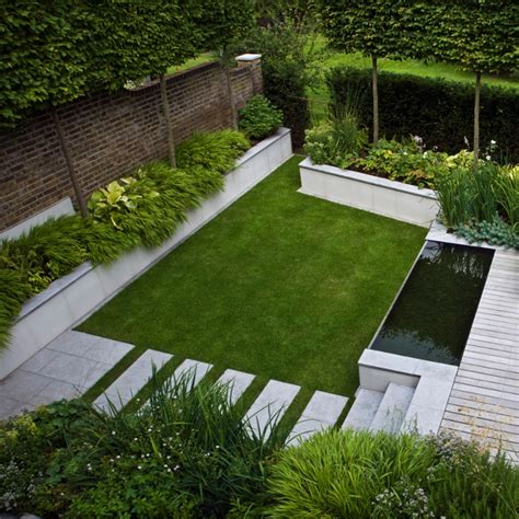 contemporary gardens landform consultants st margarets