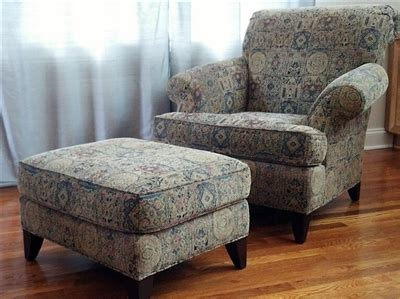 overstuffed chair and ottoman covers cloth overstuffed lounger chair and ottoman