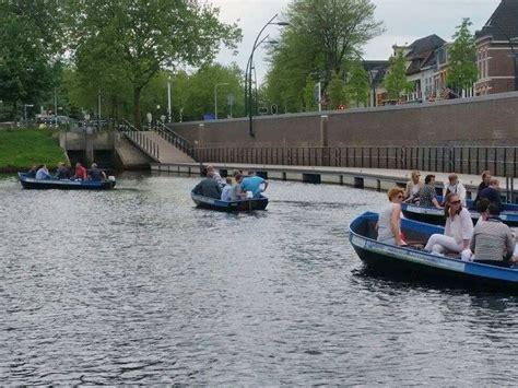 bootje zwolle bootverhuur rondvaart zelf varen sloep huren in overijssel