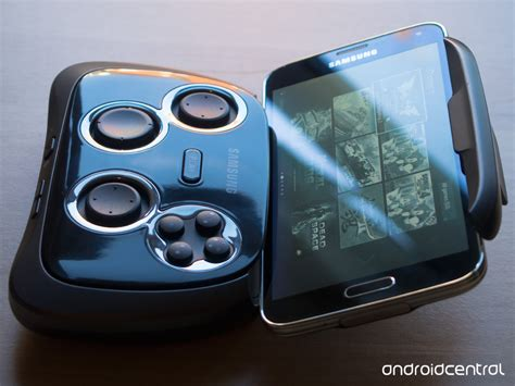 gamepad android samsung gamepad review android central