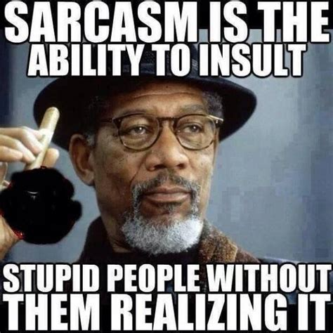 Meme Insults - what is sarcasm funny pictures quotes memes jokes