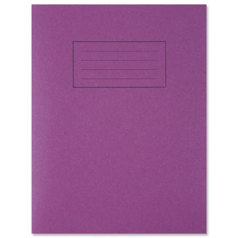 food in the color purple book silvine exercise book ruled and margin 80 pages 229x178mm