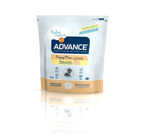 Mini Advance pienso advance mini puppy perro pienso24horas