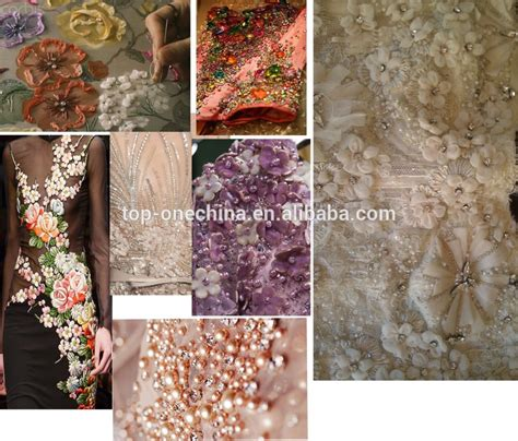 Handcrafted Textiles - high quality lace wedding dresses wholesale beaded lace