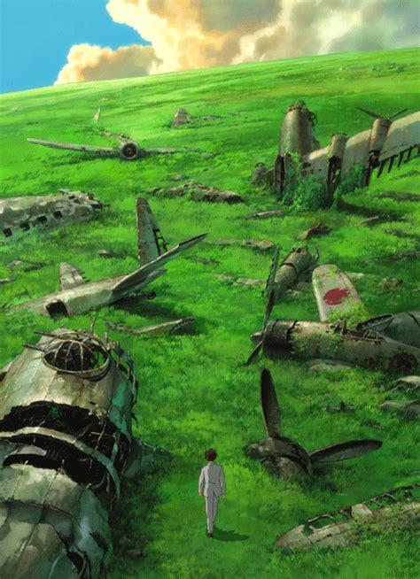 The Wind Rises Studio Ghibli 1 gifs mine hayao miyazaki studio ghibli ghibli the wind