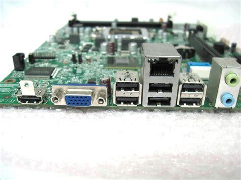 Paket I5 2400 Motherboard H61 dell optiplex 390 3010 sff motherboard 0t10xw dih61r palm lga1155 h61 ebay