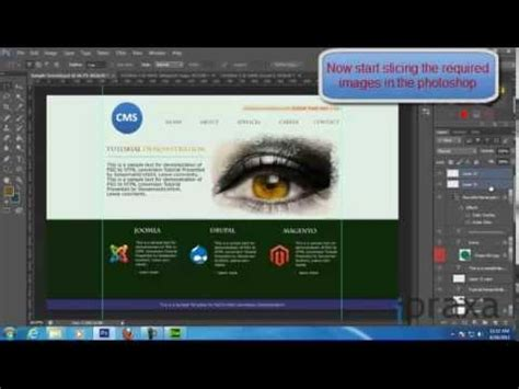 psd to html tutorial youtube complete psd to html5 conversion tutorial youtube