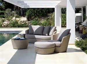 mobilier de jardin roc seating
