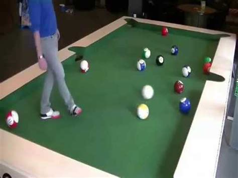 amazing football pool table who wants to play