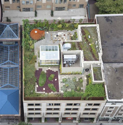 Landscape Architect Toronto Child And Family Services Of Toronto Roof Garden