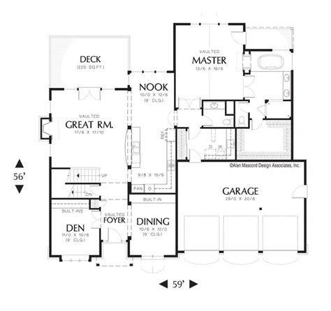 daylight basement plans 16 best images about house plans on pinterest basement