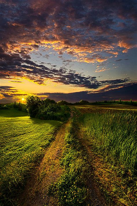 country roads take me home photograph by phil koch