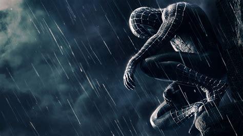 black spiderman black spiderman 895791 walldevil