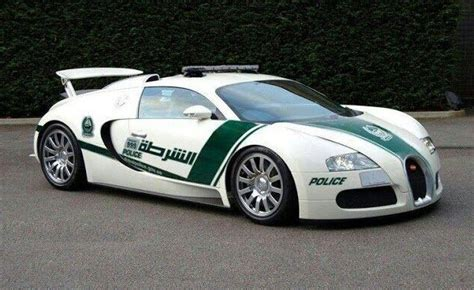 police bugatti of course dubai police add bugatti veyron to fleet