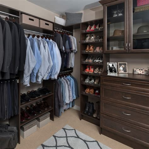 Walk In Closet Drawers by Walk In Closet Organizers Cabinets Organizers Direct