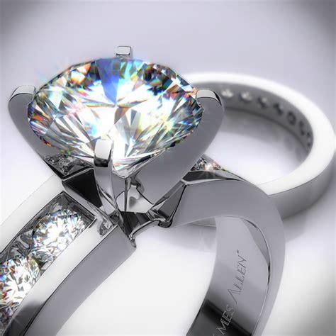 bridal wedding rings white gold rings rings