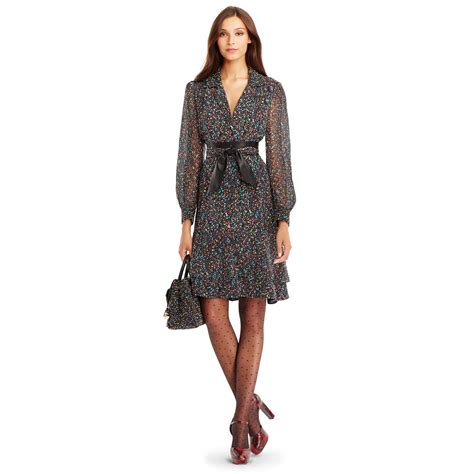 Dress Of The Day Dvf Printed Tank Dress by Diane Furstenberg Dvf Catherine Chiffon Shirt Dress In