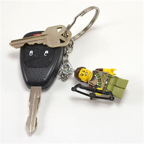 lego keychain tutorial diy lego figure key chains dream a little bigger