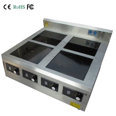 induction cooking commercial 4 burner commercial induction range images images of 4 burner commercial induction range