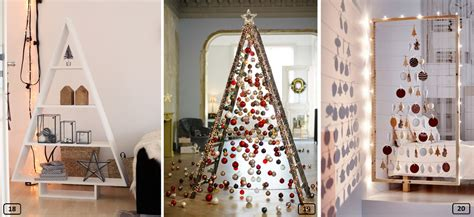 diy chirstmas tree ideas  rentals bnbstaging le blog