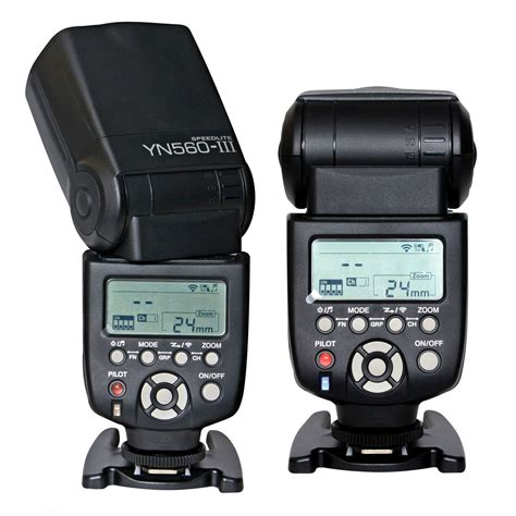 Flash Yongnuo yongnuo yn560 tx n wireless flash controller for nikon 3 pcs yn 560iii flash ebay