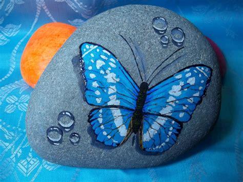 steine bemalen zum basteln mit naturmaterialien  ideen