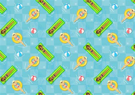 Tas Pool Membership pool themed pattern by tashamille on deviantart