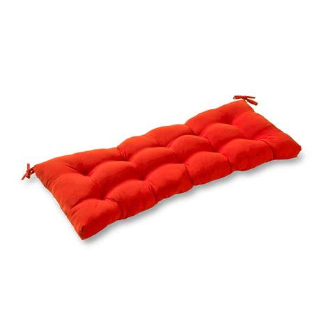 Greendale Home Fashions 44 in. Outdoor Swing/Bench Cushion