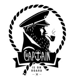 Badge 80 Years Of Morgans products the captain magazine