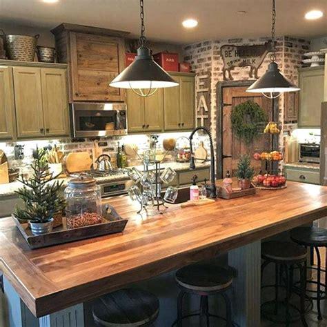 rustic kitchen decor onewayfarms