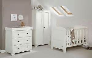 Mamas And Papas Nursery Furniture Set Mamas Papas Harrow 3 Nursery Furniture Set White Ebay