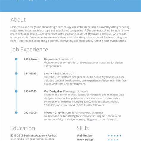 Traditional Resume by 15 Unique Traditional Resume Template Resume Sle