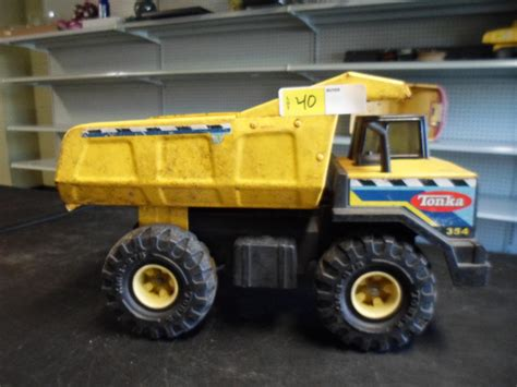 vintage tonka truck vintage tonka dump truck something for everyone 2 k bid