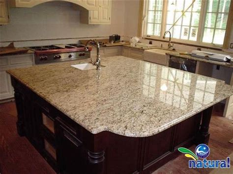 Granite With Cherry Cabinets In Kitchens Giallo Ornamental Granite In Kitchen Kitchen Pinterest