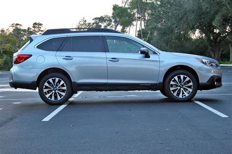 Subaru Outback 3 6r Limited Review by 2016 Subaru Outback 3 6r Limited Driven Review Top Speed