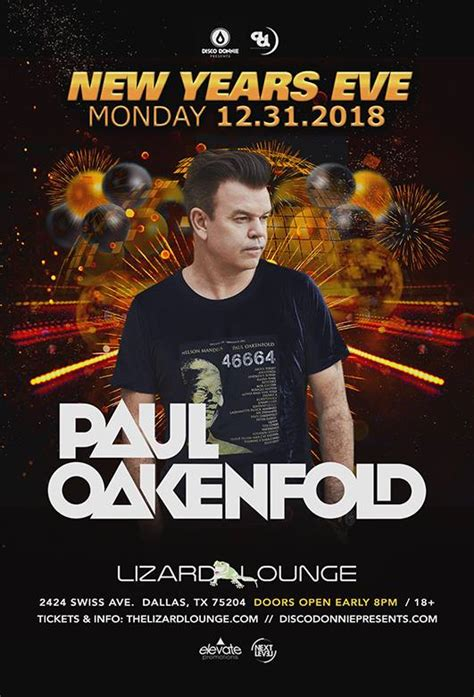 paul oakenfold tour 2018 paul oakenfold in dallas tx dec 31 2018 8 00 pm eventful