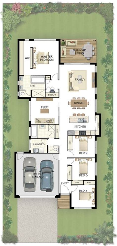 25 best ideas about one floor house plans on
