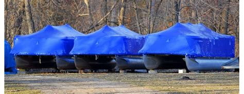 winterizing a pontoon boat tips for storing your pontoon boat