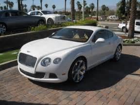 Bentley White Bentley Continental Gt White Convertible Image 210