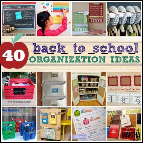 Organization Tips For School | image gallery school organization