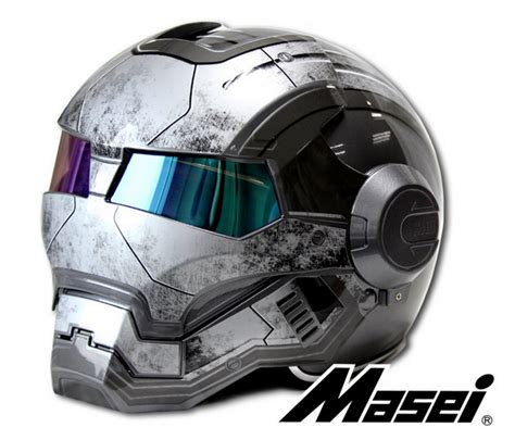 Motorradhelm Ablage by Custom Motorcycle Helmet Conversions How To Make An Iron