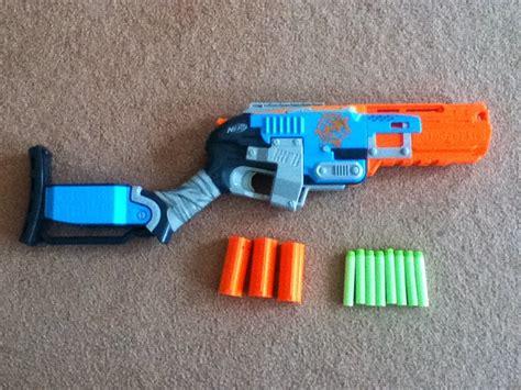 Gun Nerf Strike Sledgefire Outback Nerf Review Nerf Strike Sledgefire Grey