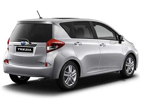Kia Verso Der Trezia Tritt Gegen Opel Meriva Hyundai Ix20 Kia