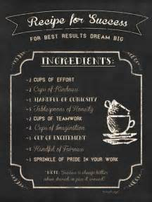 Wood Wall Murals recipe for success posters by jennifer pugh at allposters com