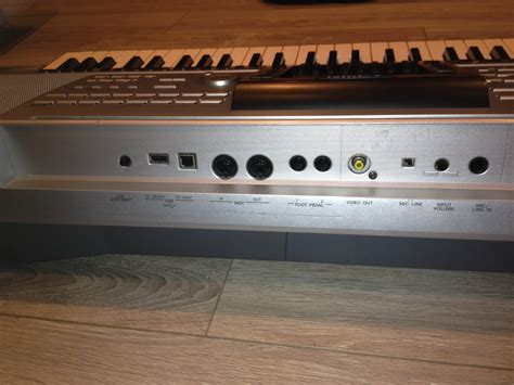 Keyboard Yamaha Psr 3000 yamaha psr 3000 image 584684 audiofanzine