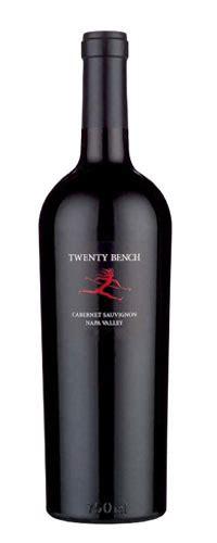 twenty bench wine twenty bench cabernet sauvignon napa valley 2015