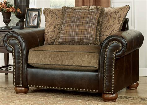 brown leather sofa with fabric cushions brown leather sofa with fabric cushions brown leather